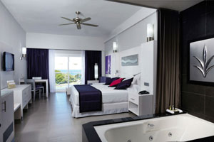 Junior Suites with ocean view in Hotel Riu Palace Costa Rica